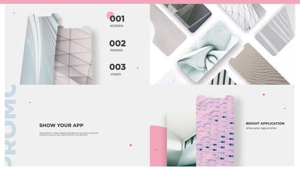 Thumbnail for Presentación de pantallas de Aplicación brillantes