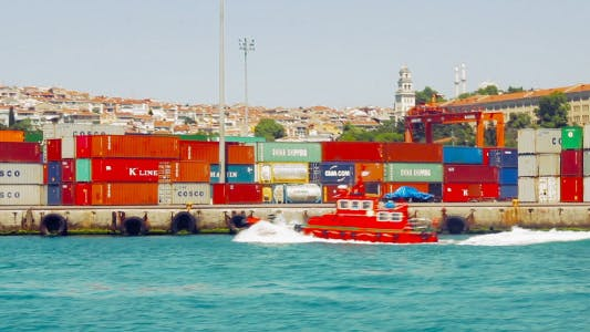 Thumbnail for Istanbul Bosphorus Industrial Seaport
