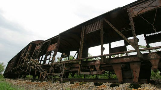 Thumbnail for Decaying Old Train