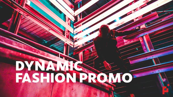 Thumbnail for Dynamic Fashion Promo | For Final Cut & Apple Motion