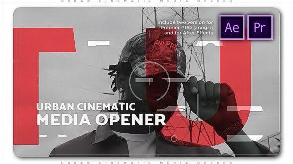 Cover Image for Urban Cinematic Media Opener