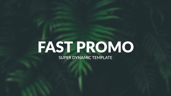 Thumbnail for Fast Promo   For Final Cut & Apple Motion