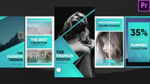 Thumbnail for Instagram Histoires-Premiere Pro