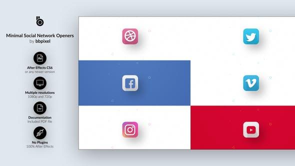 Thumbnail for Aperturas mínimos de redes sociales