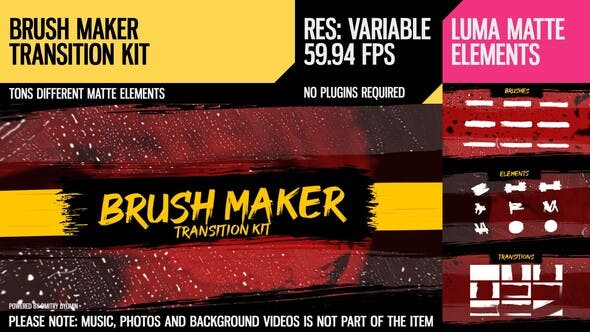 Thumbnail for Brush Maker (Transition Kit)