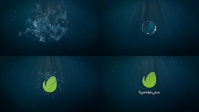 Water Splash Logo   Premiere Pro