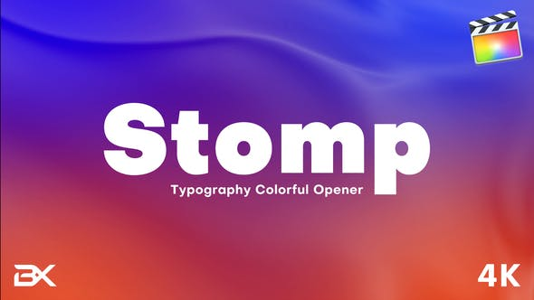 Thumbnail for Stomp Colored Opener
