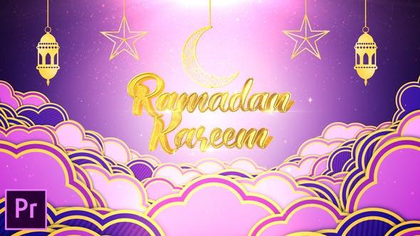 Thumbnail for Ramadan Kareem Opener - Premiere Pro