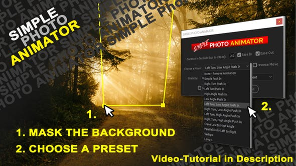 Thumbnail for Simple Photo Animator