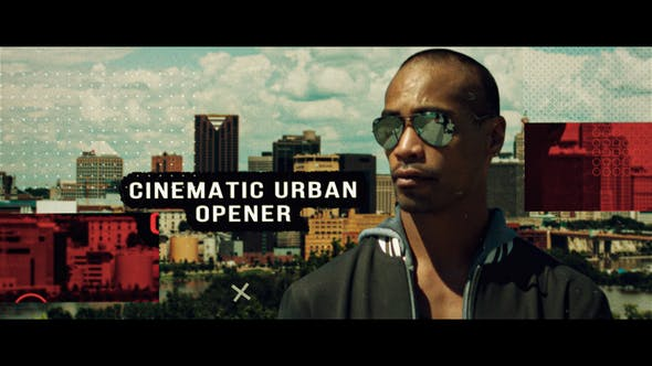 Thumbnail for Abridor urbano Cinemática