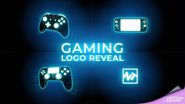 Thumbnail for Gaming Logo Reveal