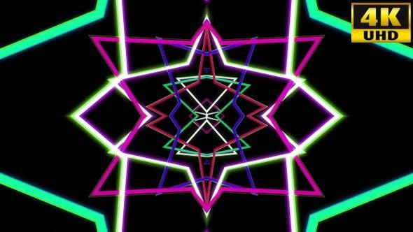 Thumbnail for Kaleidoskop Vj Loops V36
