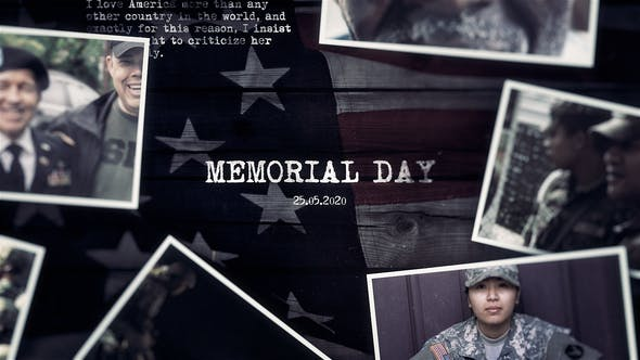 Thumbnail for Memorial Day History Timeline Slideshow
