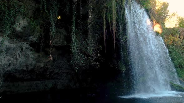Thumbnail for Tropic Waterfall and Lake