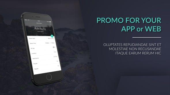Thumbnail for Phone Web / App Promo