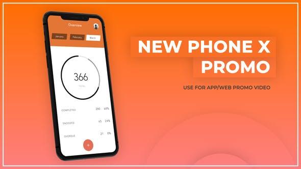 Thumbnail for Phone X Promo