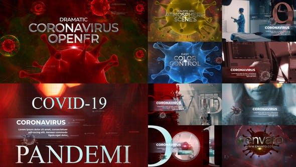 Thumbnail for Abridor de Coronavirus Dramático