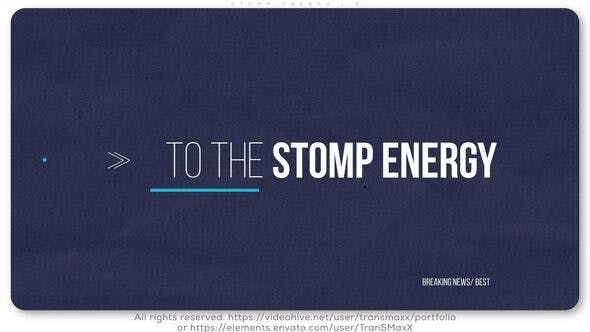 Thumbnail for Stomp Energy 1.0