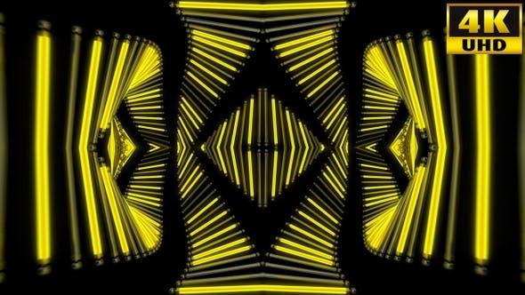 Thumbnail for Kaleidoscope Vj Loops V23