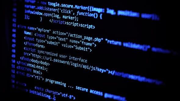 Computer Coding Process