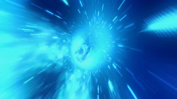 Thumbnail for Vortex Wormhole Deep Blue