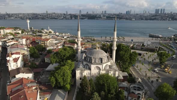 Thumbnail for Yeni Valide Mosque Istanbul