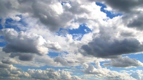Autumn Rain Sky Clouds 5