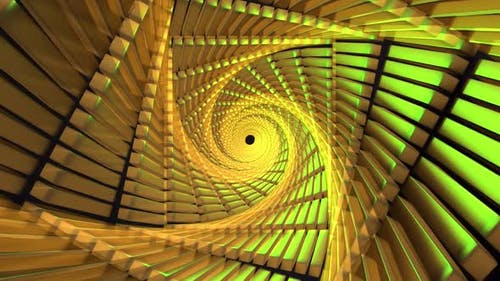 4k Box Helix Tunnels Pack