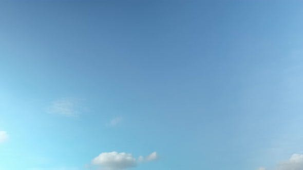 4K Sky Time lapse, Beautiful background, Sky Timelapse of skyscrapers.