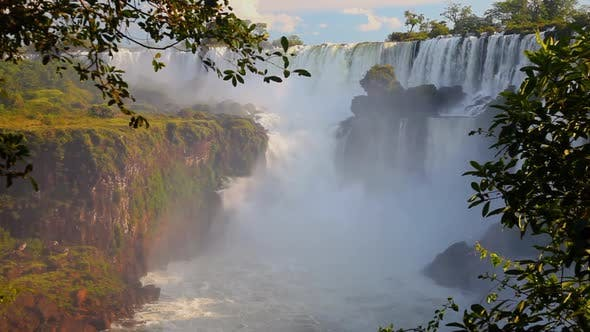 Thumbnail for The amazing Iguazu Falls