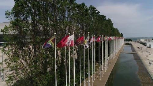 Avenue du Parc des Nations, Lisbonne