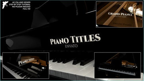 Piano Titles