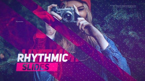 Thumbnail for Rhythmic Slides | FCPX & Apple Motion