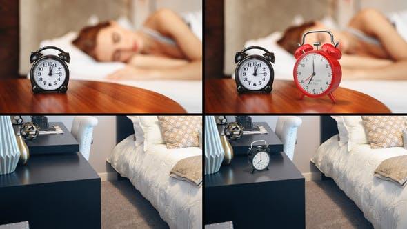 Thumbnail for Analog Alarm Clock
