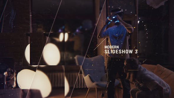 Moderne Diashow 3