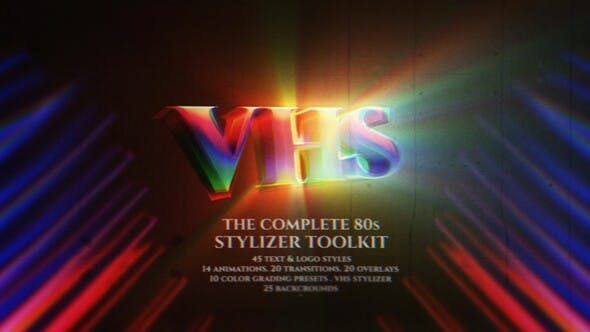 Thumbnail for The Complete 80s Stylizer Toolkit | Retro Text Maker