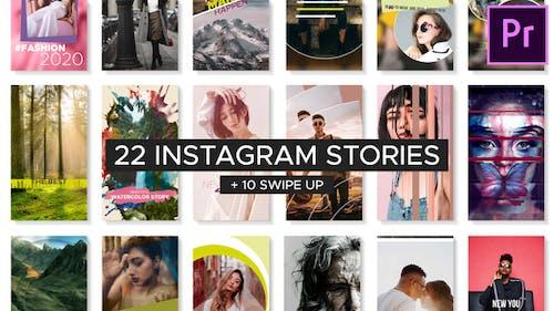 Frische Instagram Stories