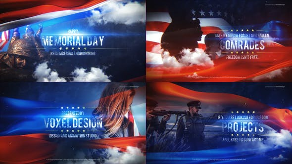 Thumbnail for Memorial Day Title