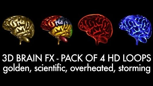 Thumbnail for Brain FX - Pack Of 4 Loops