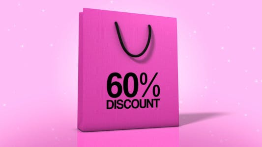 Cover Image for Shopping Bag Discount Promo (10-Pack)