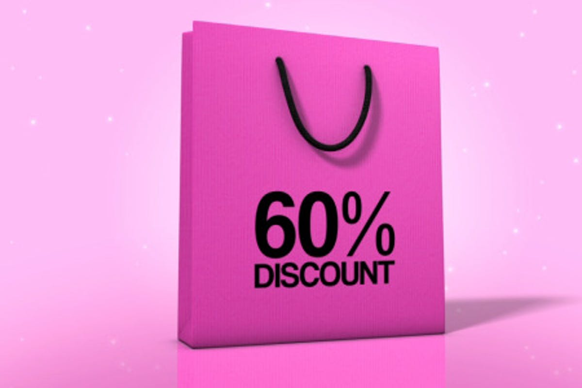 Shopping Bag Discount Promo 10 Pack By Volkankutlubay On Envato Elements