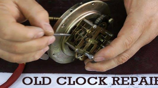 Thumbnail for Old Clock Repair 2