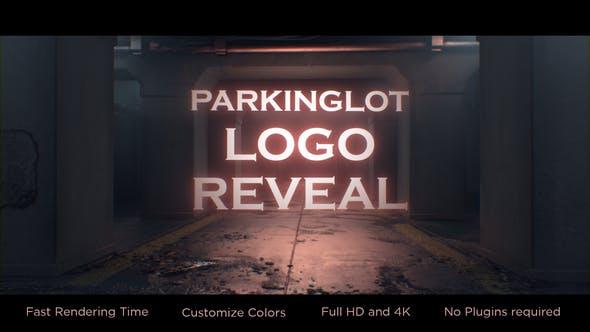 Thumbnail for Parking-lot Logo Reveal