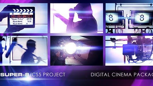 Thumbnail for Paquet cinéma numérique