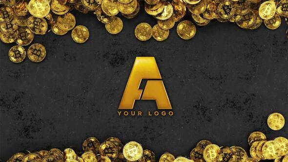 Le Logo Bitcoin révèle