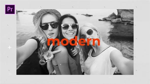 Thumbnail for Tendance moderne