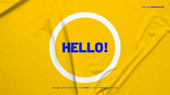 Thumbnail for Creative Agency Promo