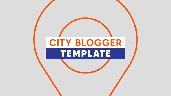 Thumbnail for City Blogger