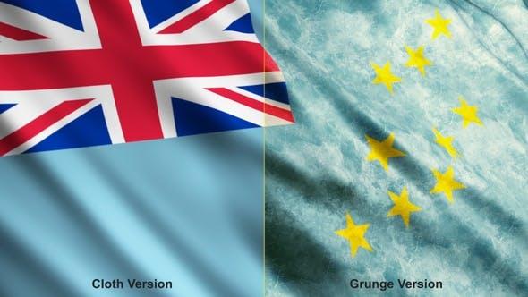 Thumbnail for Tuvalu Flags