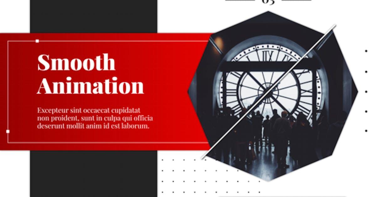 Line Rotation - Slideshow